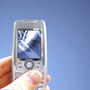 Image of a cell phone